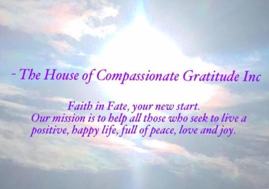 house of compassionate gratitude