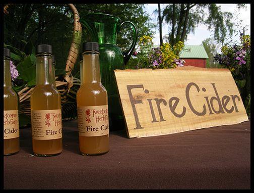 fire cidar